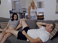 Begging for daddy's cum