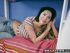 Brazzers - Big Tits at School -  Bunk, Bed and Bang scene st