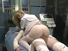 Nurse revives patient
