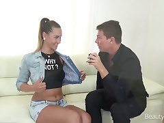 This is a demonstration of how good sex can be and Naomi Bennet is so hot