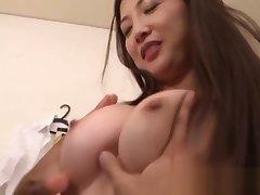 Chisa Kirishima Asian mature part3