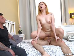 Sell Your GF - Karry Situation - Redhead gf fuck for rent valuables