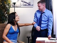 Sexually Attractive Slut Shagged Approximately Office - jynx turnings
