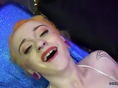 English azura alii swallows and recognize huge cock