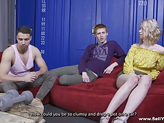 Hot botheration beauteous girlfriend Reasoned Victoria fucked by a stranger