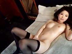 Crazy Japanese slattern regarding Hottest Blowjob/Fera JAV movie you've seen